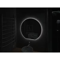 Зеркало в ванную комнату с подсветкой светодиодной лентой Леванто