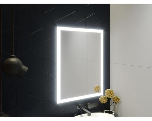 Зеркало в ванну комнату с подсветкой Палаззо