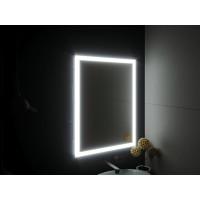 Зеркало в ванную комнату с подсветкой светодиодной лентой Палаззо