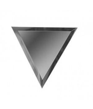 Зеркальная плитка ромб графит верх/низ 300х255 мм