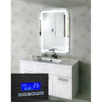 Зеркало с подсветкой в ванную комнату с музыкой Эстер
